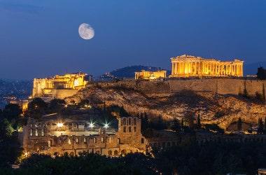 Hôtel de luxe Athènes