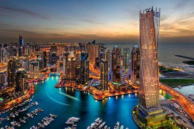 Hôtel de luxe Dubai
