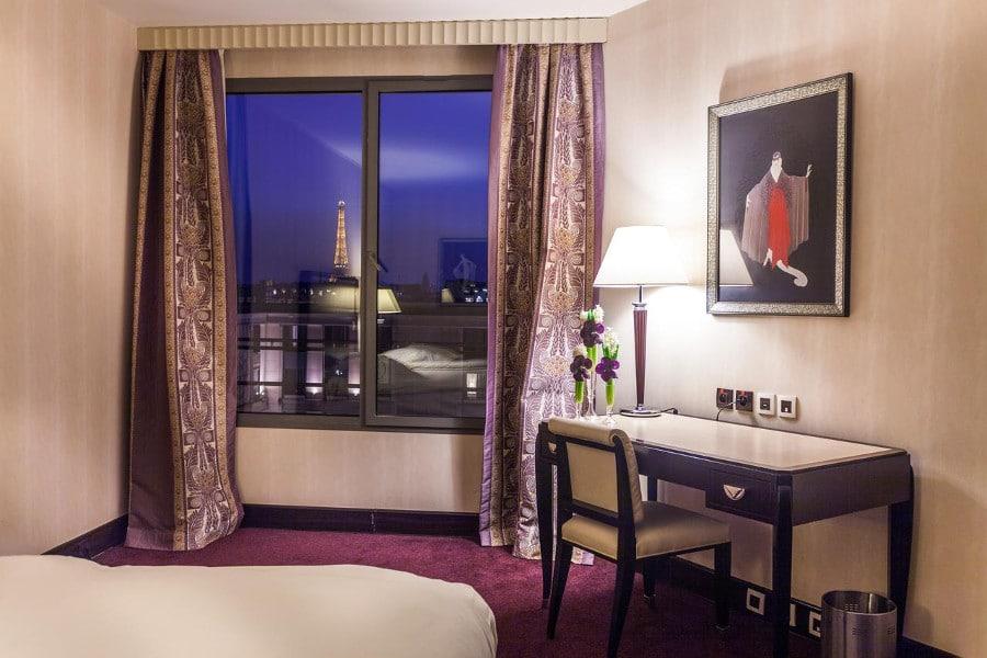 Hotel Paris Arc De Triomphe Pas Cher