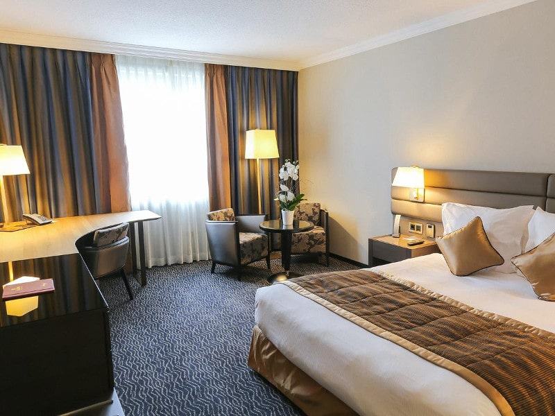 Le Royal Hotel And Resort Luxembourg