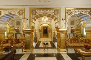 Hôtel The Raj Palace