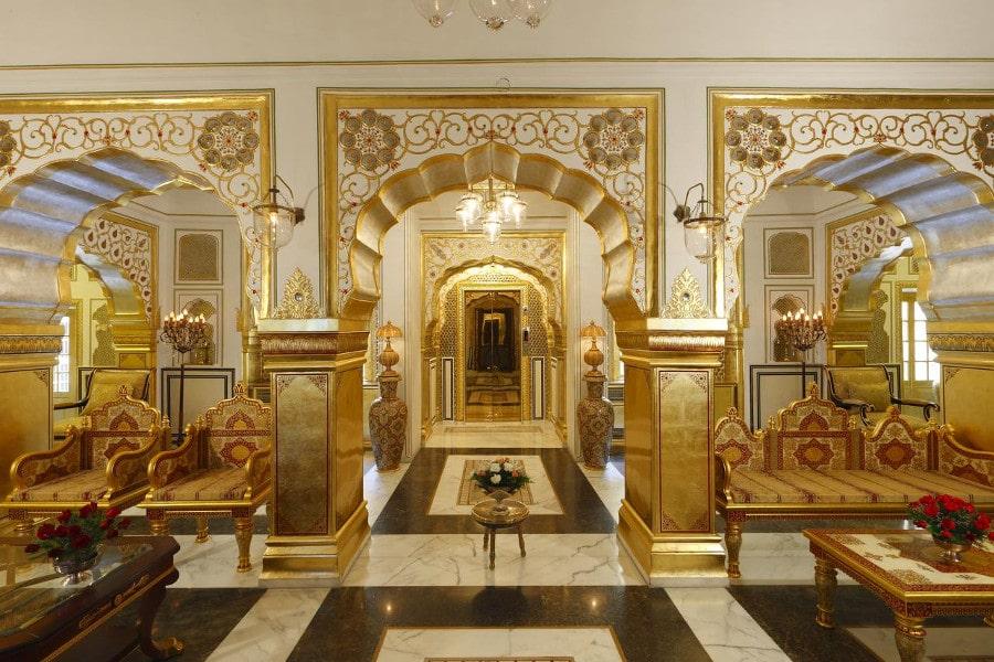Le Raj Palace de Jaïpur