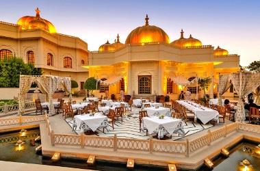Hôtel de luxe Jaipur