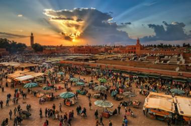 Hôtel de luxe Marrakech