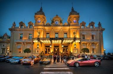 Hôtel de luxe Monaco