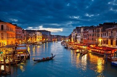 Hôtel de luxe Venise