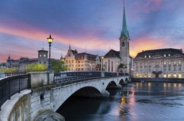 Hôtel de luxe Zurich