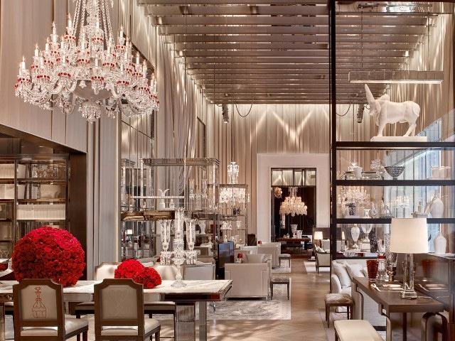 Baccarat Hotel and Residences de luxe New York