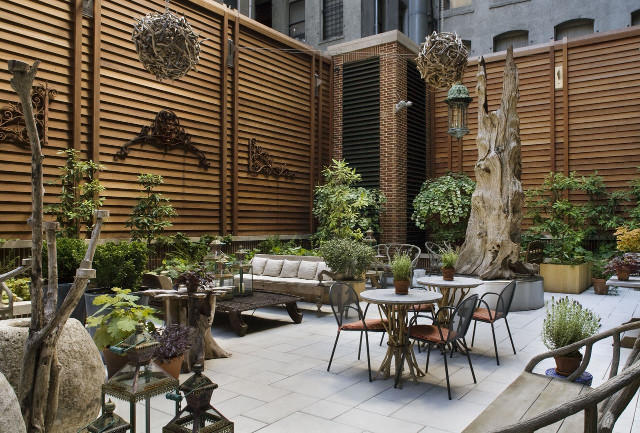 Crosby Street Hotel, boutique hôtel de luxe New York