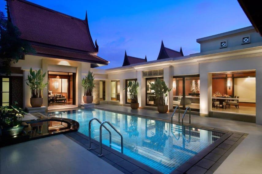 Hôtel Banyan Tree Phuket
