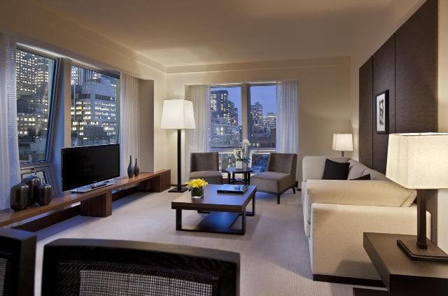 Hotel de luxe Langham Place, New York, Fifth Avenue