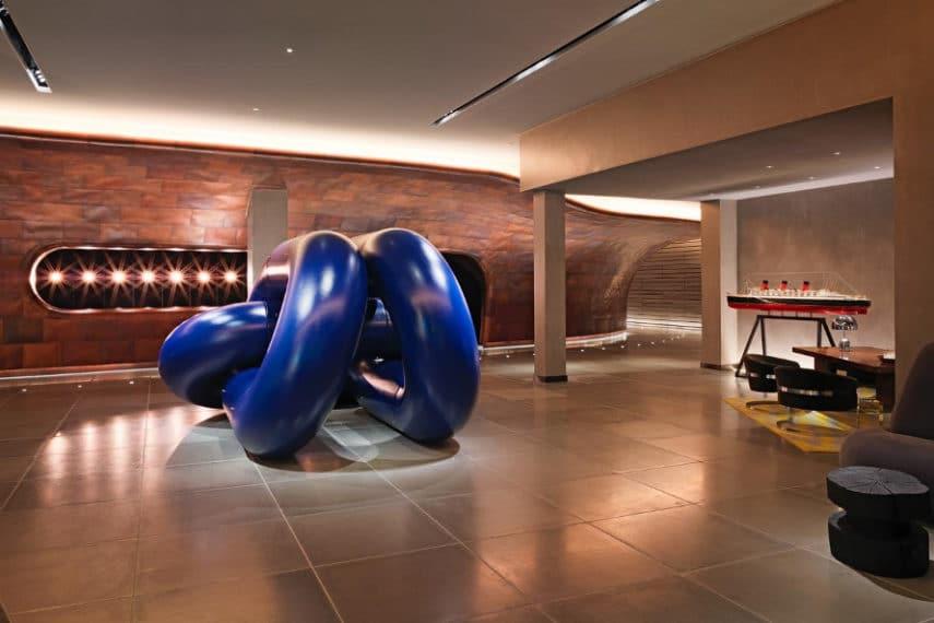 Hôtel Mondrian London