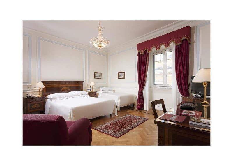 Hôtel Quirinale Rome