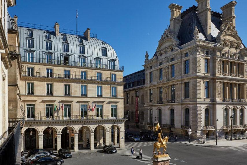 Hôtel Regina Louvre