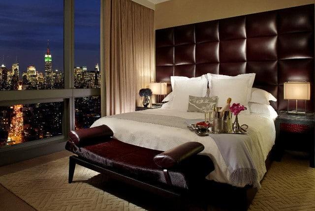 Les 10 Meilleurs hôtels de luxe à New York