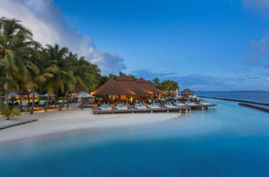 Hôtel de luxe KURUMBA MALDIVES