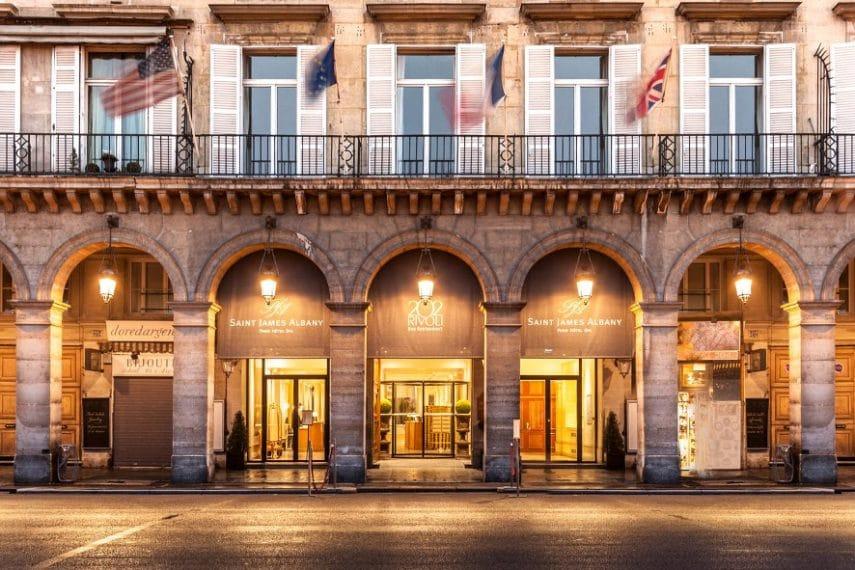 Saint James Albany Paris Hôtel Spa