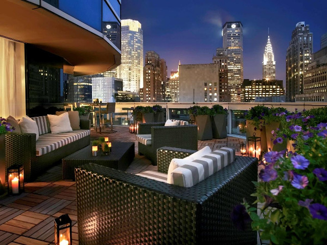 Sofitel New York, boutique hôtel de luxe