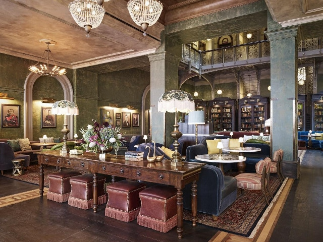 The Beekman, a Thompson Hotel de luxe New York