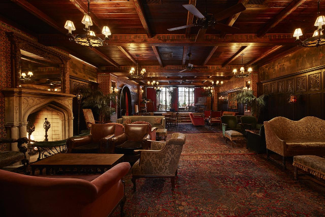 The Bowery Hotel, boutique de luxe hôtel New York