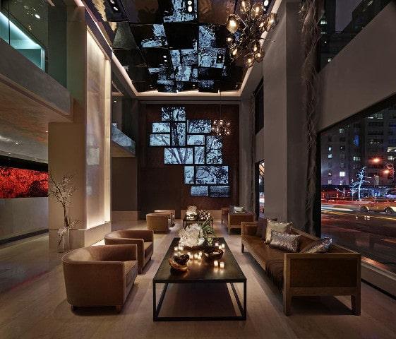 The Quin, boutique hôtel de luxe New York