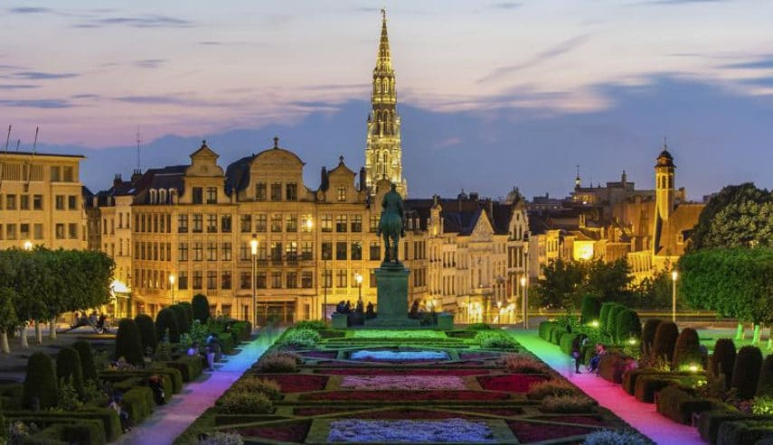 Warwick Brussels Grand Place