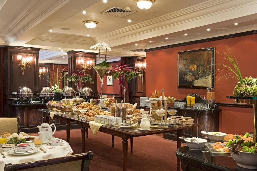 Hotel Luxe Bruxelles  Etoiles