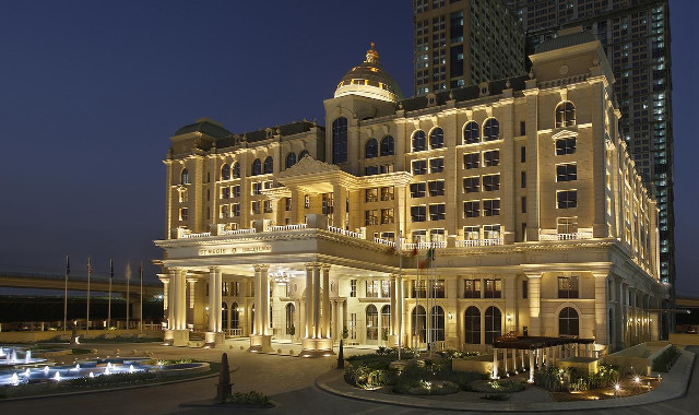 The St. Regis Dubai Hotel