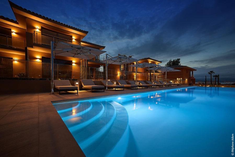 kube hotel saint tropez h tel 5 toiles st tropez gassin. Black Bedroom Furniture Sets. Home Design Ideas