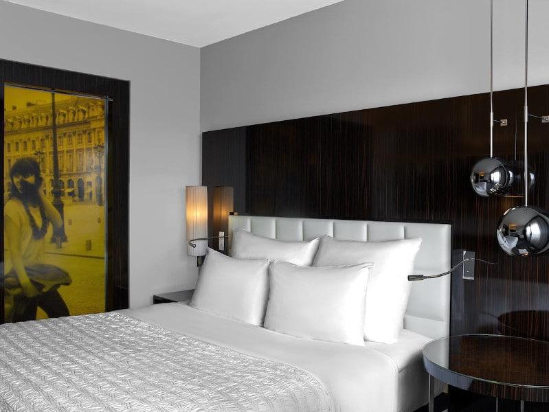 H tel le m ridien etoile paris h tel 4 toiles paris - Hotel meridien paris porte maillot ...