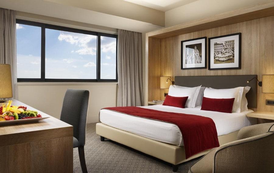 a roma lifestyle hotel h tel spa restaurant de luxe rome. Black Bedroom Furniture Sets. Home Design Ideas