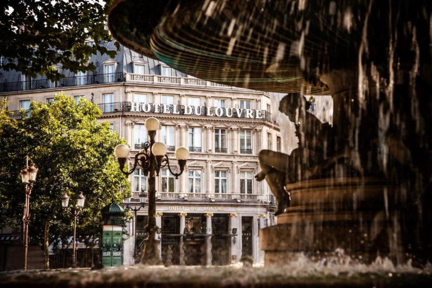 Hôtel du Louvre in the Unbound Collection by Hyatt