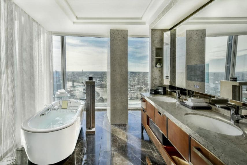 Shangri La Hotel At The Shard London